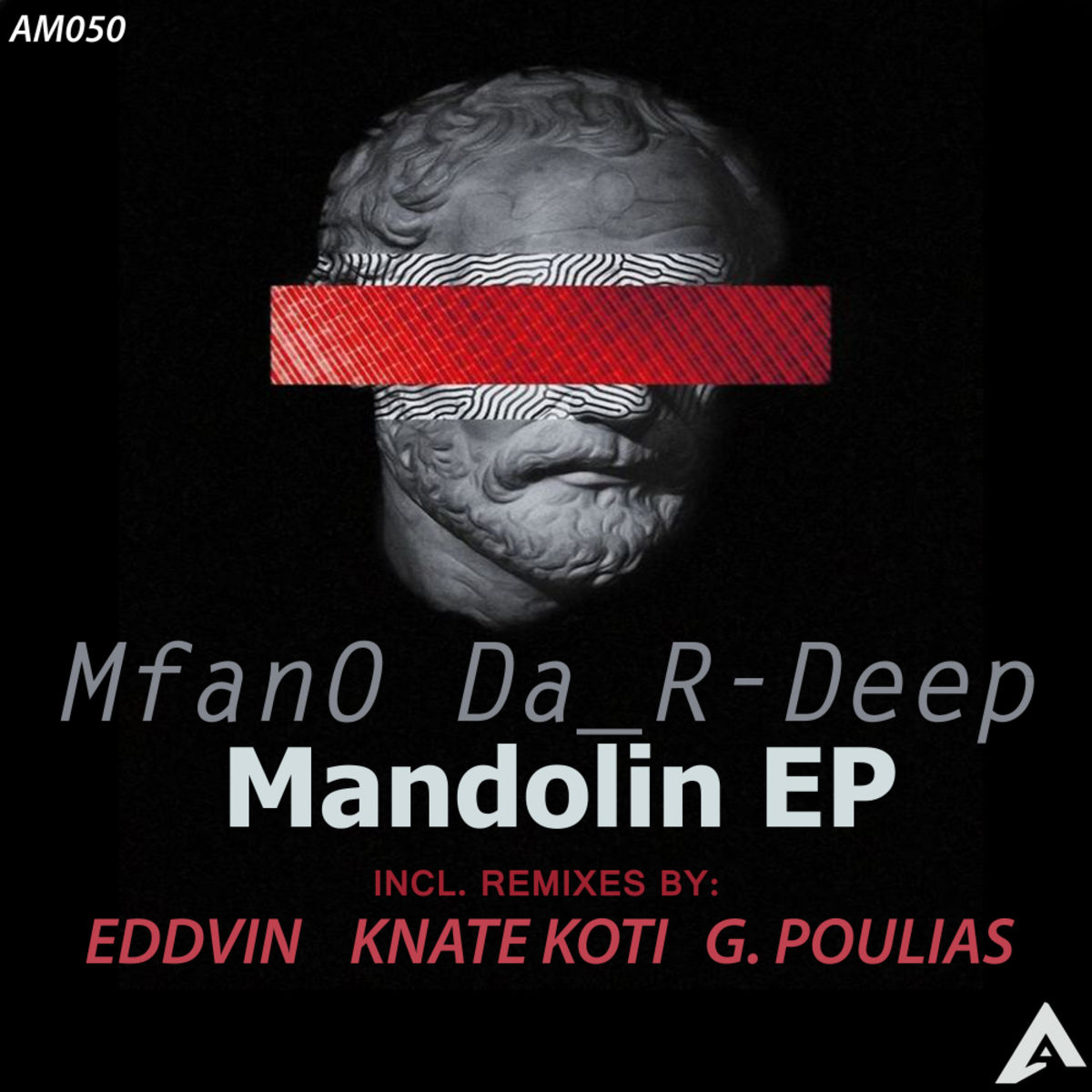 MfanO Da_R-Deep - Mandolin EP / AfroMove Music | Essential House