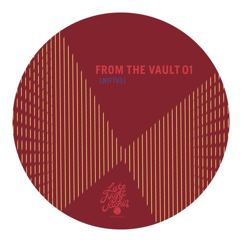 VA - From The Vault 01 / Late Night Jackin   Essential House