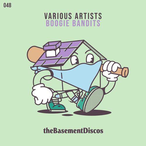 VA – Boogie Bandits / theBasement Discos